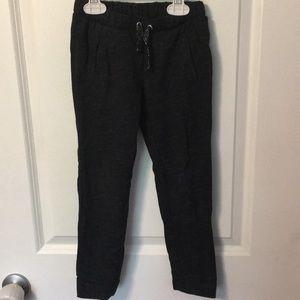 Cat & Jack 5t black jogger sweatpants